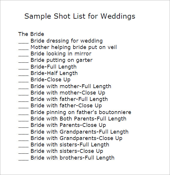 8 wedding guest list template bookletemplate org