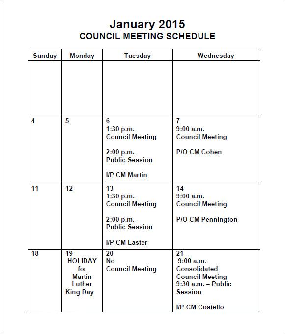calendar 2 pdf
