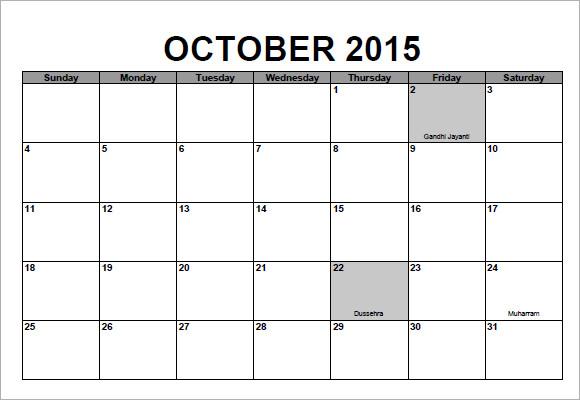 calendar 6 pdf