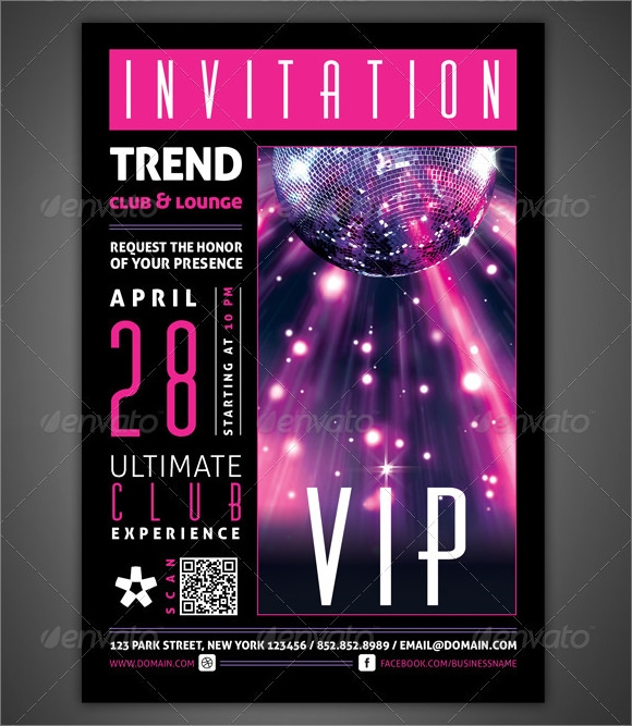 business event invitation templates .