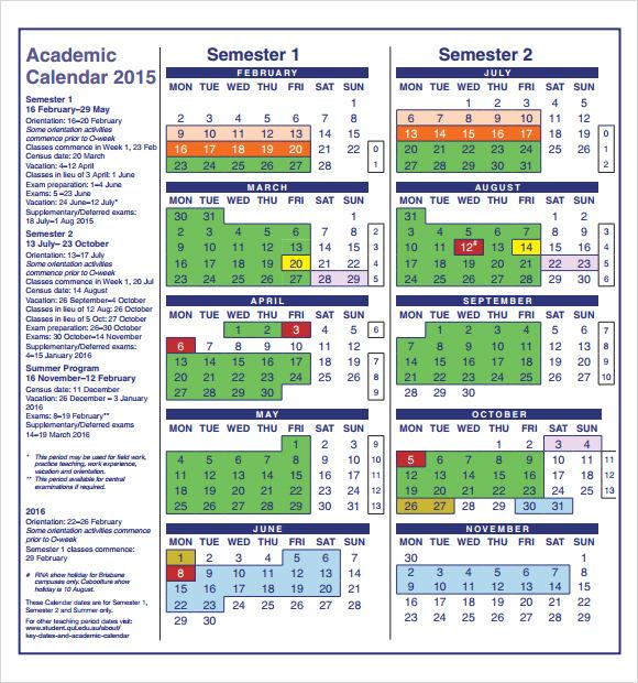 2018 16 academic calendar template gallery template design ideas academic calendar templates resume template sample academic calendar free samples examples format maxwellsz saigontimesfo