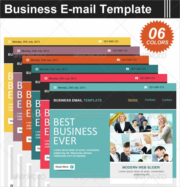 outlook business email