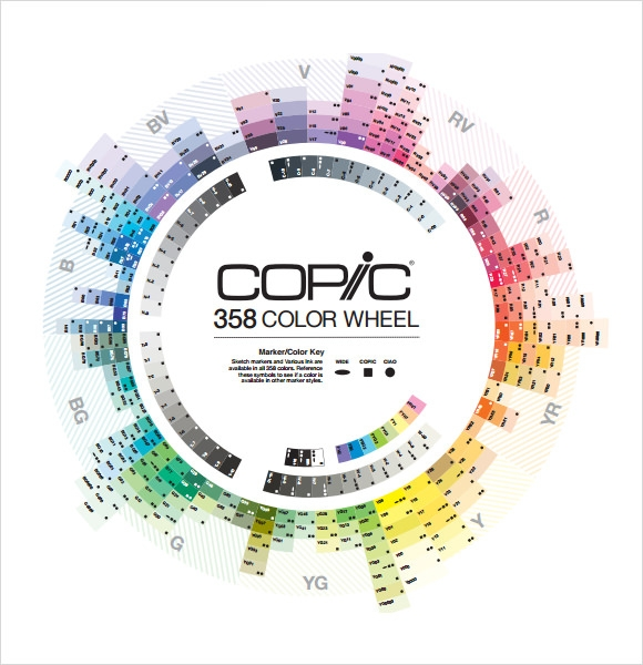 Basic Color Wheel Template Ask Home Design