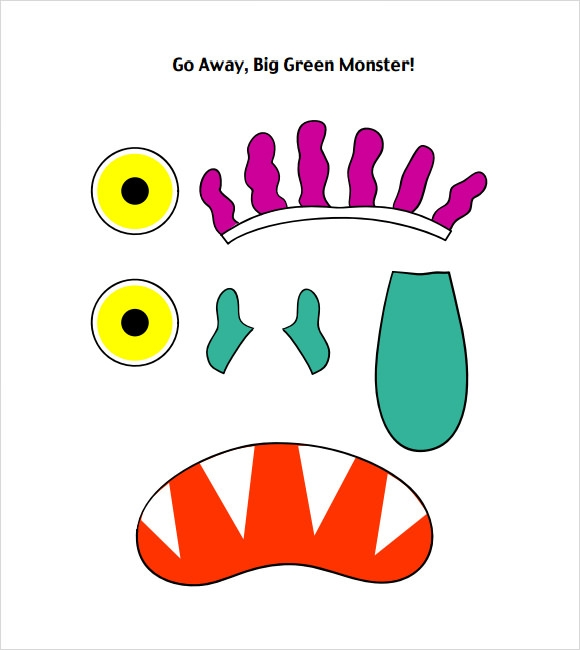 Sample Monster Template   Free Documents In Pdf