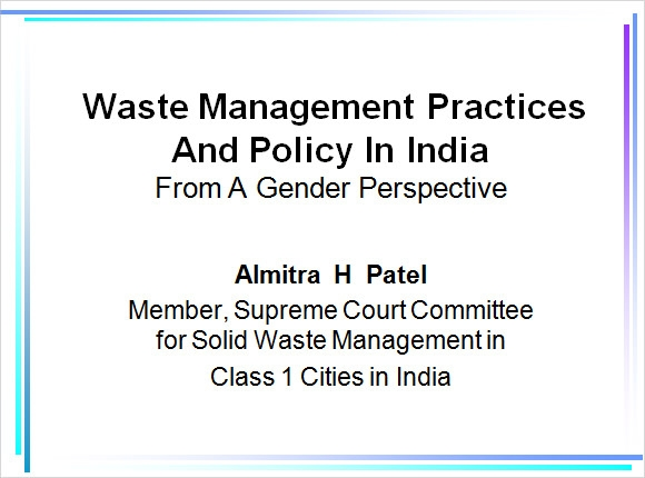 Waste Management Ppt   Download Documents In Ppt  Psd