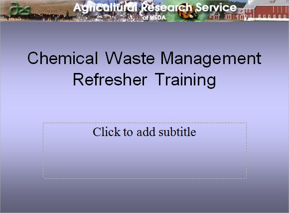 7 Waste Management Ppt Templates Free Download Sample