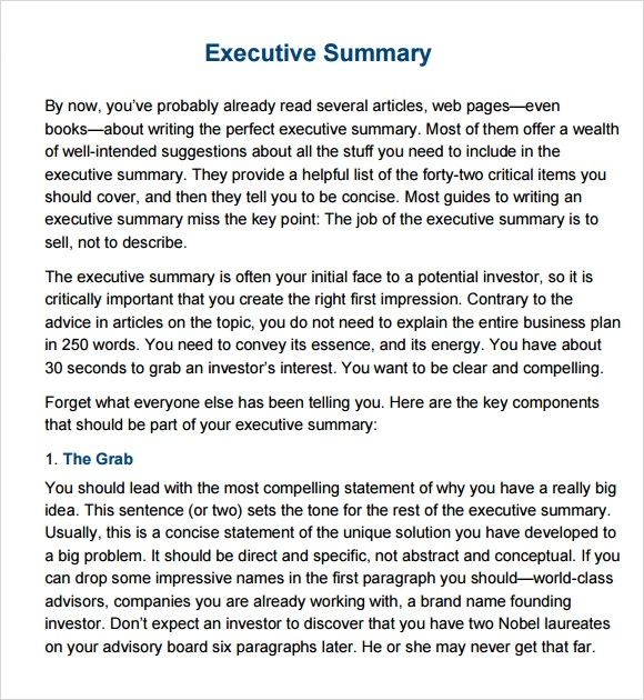 executive summary 2 essay Read this business essay and over 88,000 other research documents executive summary the organization that i selected for my formal research report was the republic newspaper i have a strong opinion.