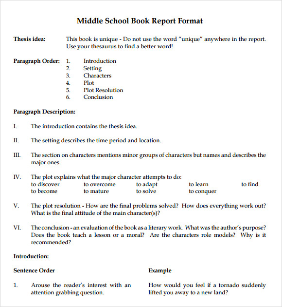 The report card book chapter summaries