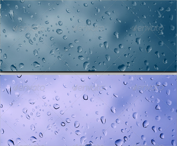 sample raindrop template