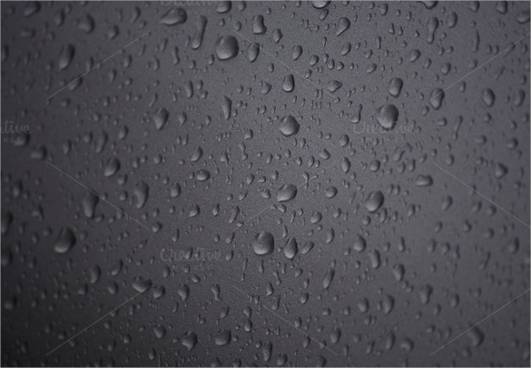 rain drop background