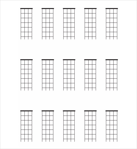Sample Mandolin Chord Chart   Documents In Pdf