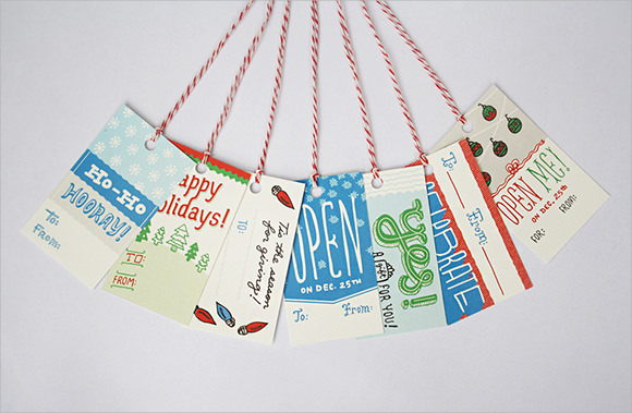 gift tag template