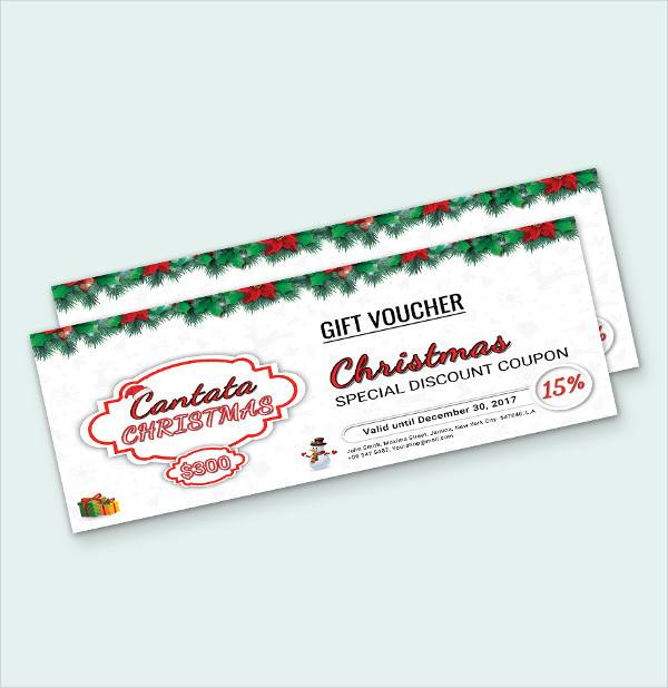 christmas special discount voucher