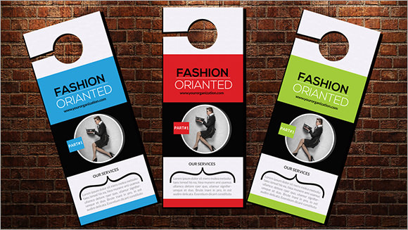 7+ Retail And Consumer Door Hangers - Psd