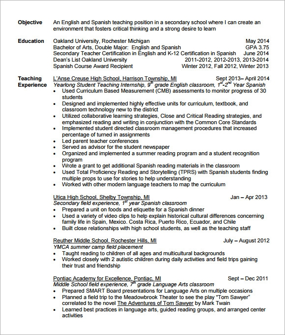 modern cv template 7 download free documents in pdf