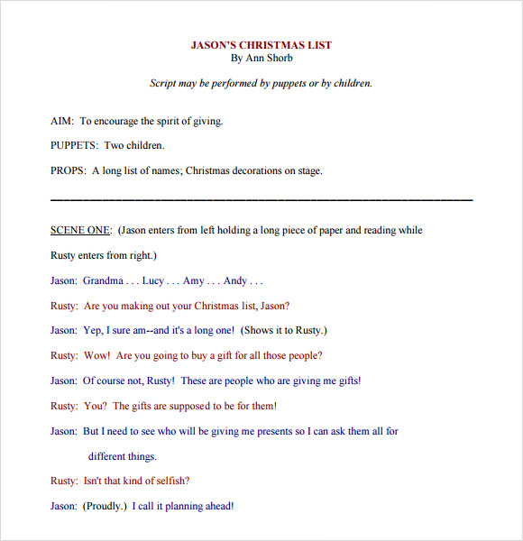 Doc612792 Kids Christmas List Template Christmas List – Christmas List Maker Free