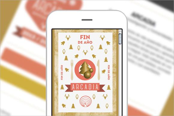 arcadia nye digital invitation
