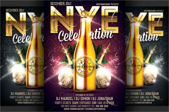 new years eve invitation wording ideas