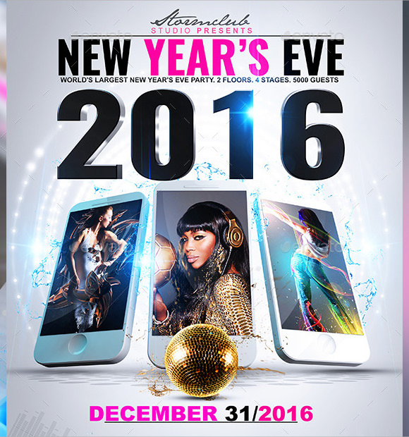 new years eve poster download