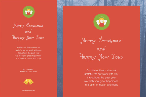 new year email newsletter template