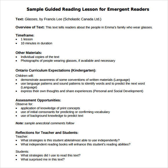 first grade creative writing lesson plans