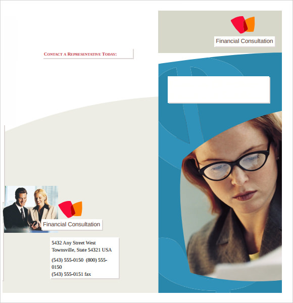 Sample Microsoft Brochure 6 Documents in Word – Microsoft Word Tri Fold Template