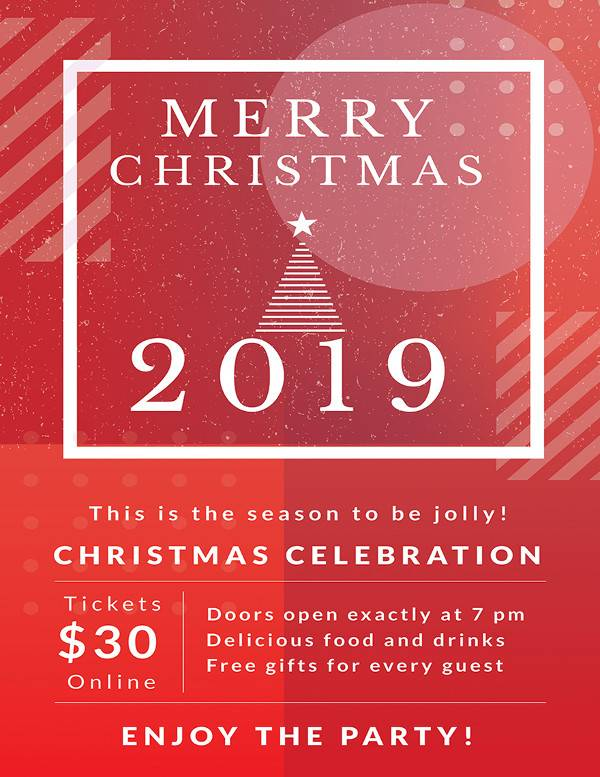 sample christmas poster template 29 download documents in psd