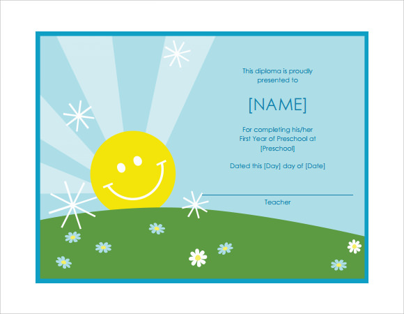 28 Microsoft Certificate Templates Download for Free ...