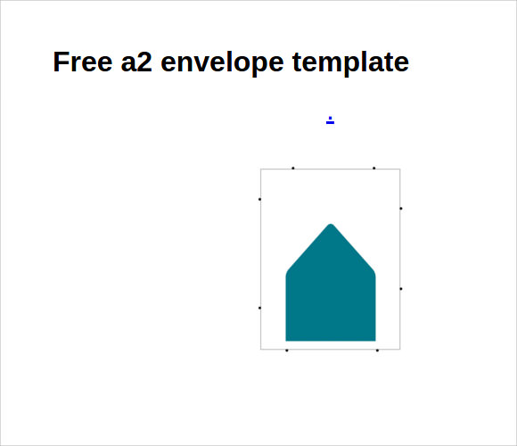 image relating to Printable Envelope Template Pdf known as Pattern A2 Envelope Template - 7+ Data files inside Phrase, PDF