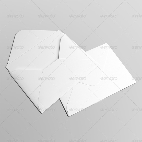 5x7 Envelope Template Indesign