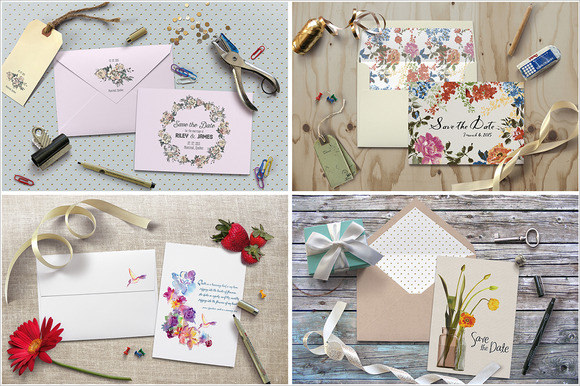 5x7 envelope template pages