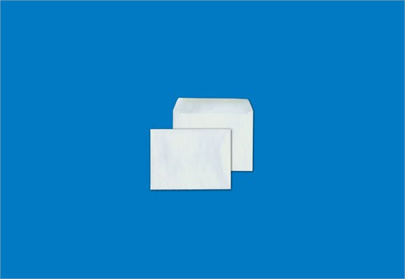 4x6 envelope template download
