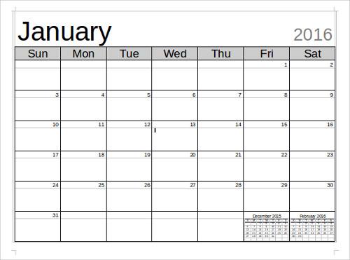 Ms Calendar Template  BesikEightyCo
