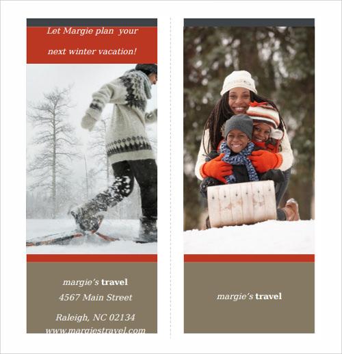 microsoft tri fold brochure template