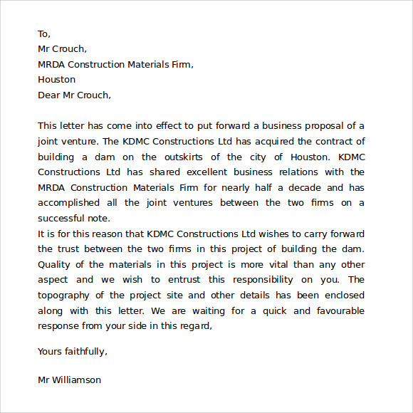 Business Letter Format Templates For Business Letter Business