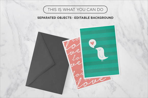 a7 envelope flap template