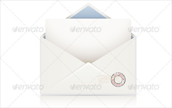 Business Envelopes  Psd Vector Eps Pdf