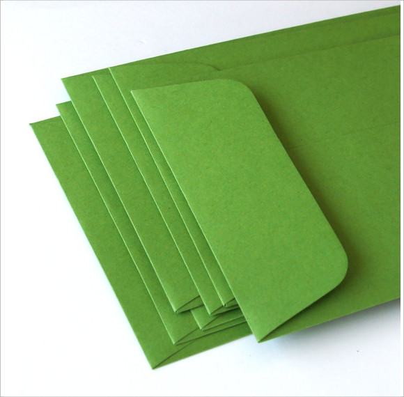 12  business envelopes