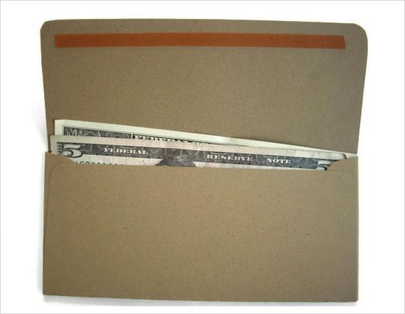 money envelope printable