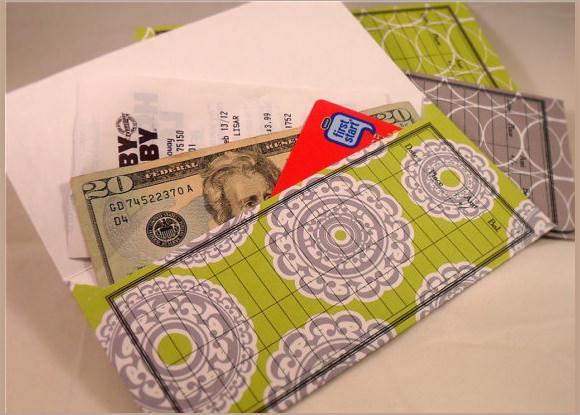 money envelope templates