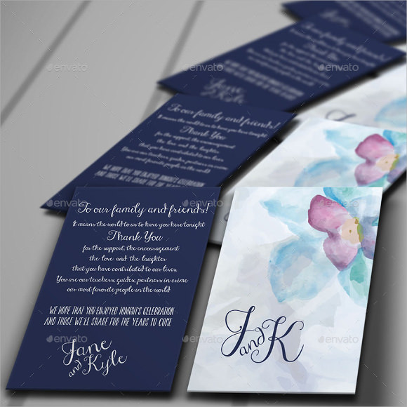 Sample Wedding Card Envelopes