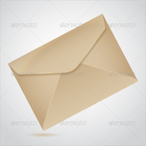 Sample Letter Envelope Templates   Documents In Pdf  Psd