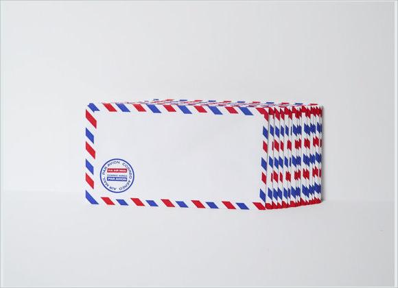 airmail letter envelopes
