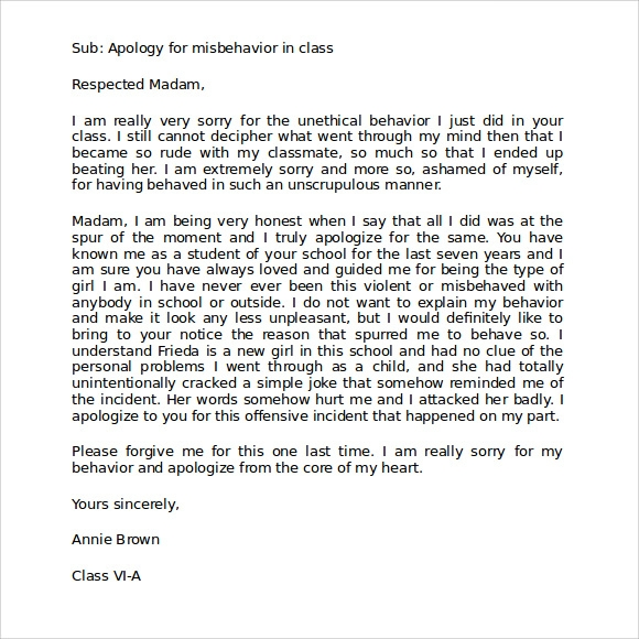 apology essay to teacher Oylekalakaarico