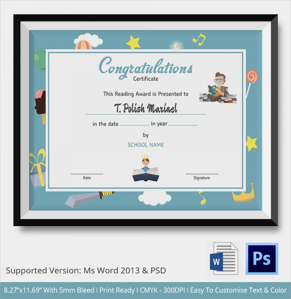 Famous Congratulations Certificate Template Gallery  Wordpress