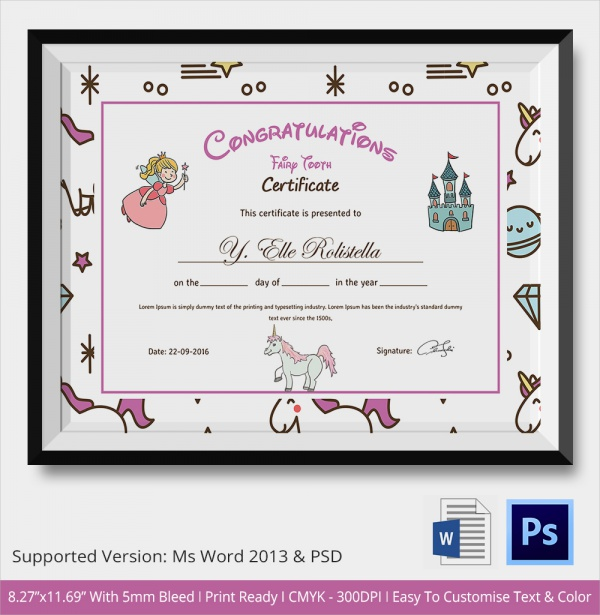 free 20  sample congratulations certificate in pdf