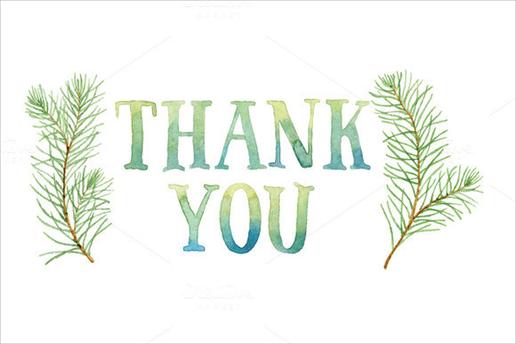 Sample Sympathy Thank You Notes  Psd Vector Eps