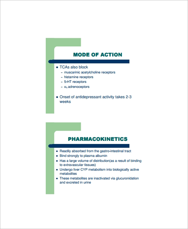 Sample Drug Classification Chart - 7+ Documents in PDF