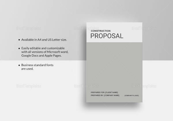 construction-proposal-template