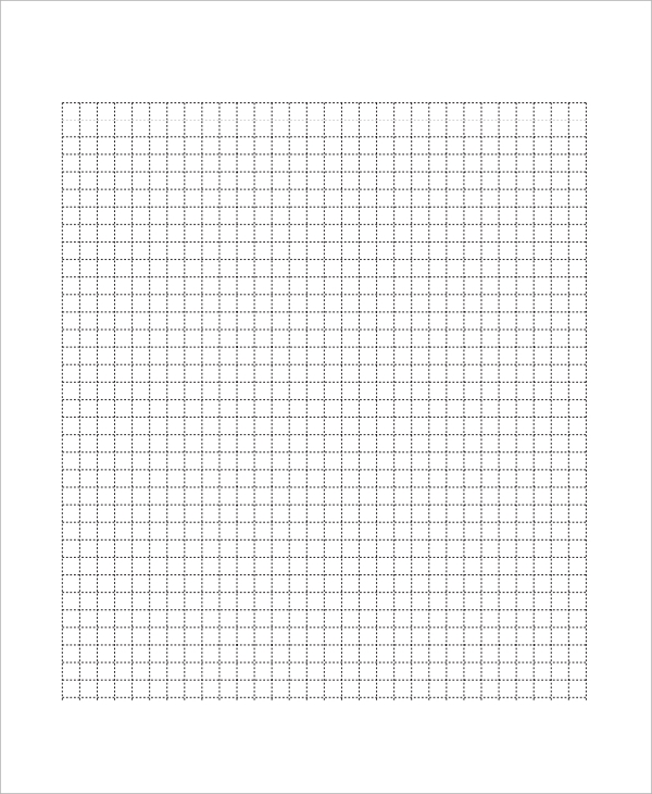 Sample Excel Graph Paper Template 6 Free Documents Download In – Graph Paper Template